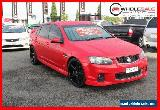2012 Holden Commodore VE Series II SV6 Sedan 4dr Spts Auto 6sp 3.6i [MY12] A for Sale
